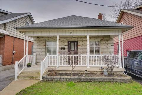 House for sale at 10 Helen Ave Brantford Ontario - MLS: H4052393