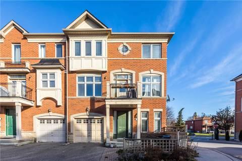 Townhouse for sale at 10 Helen St Vaughan Ontario - MLS: N4651500