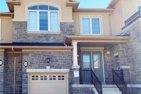 Townhouse for sale at 10 Heming Tr Ancaster Ontario - MLS: 40024436