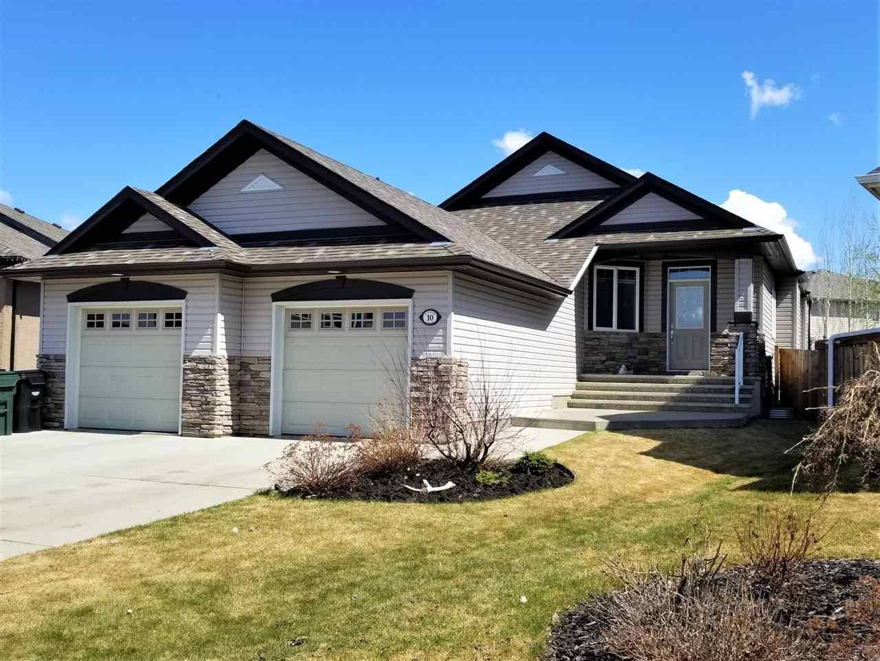 House for sale at 10 Henderson Landng Spruce Grove Alberta - MLS: E4192772