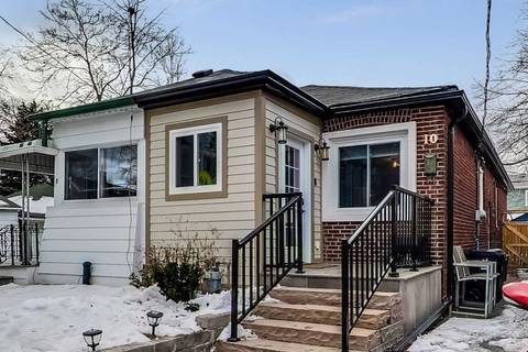 Townhouse for sale at 10 Hertle Ave Toronto Ontario - MLS: E4697630