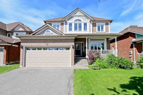 House for sale at 10 Hester Ave Ajax Ontario - MLS: E4486447
