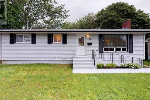 House for sale at 10 Highland Cres Dartmouth Nova Scotia - MLS: 201915476