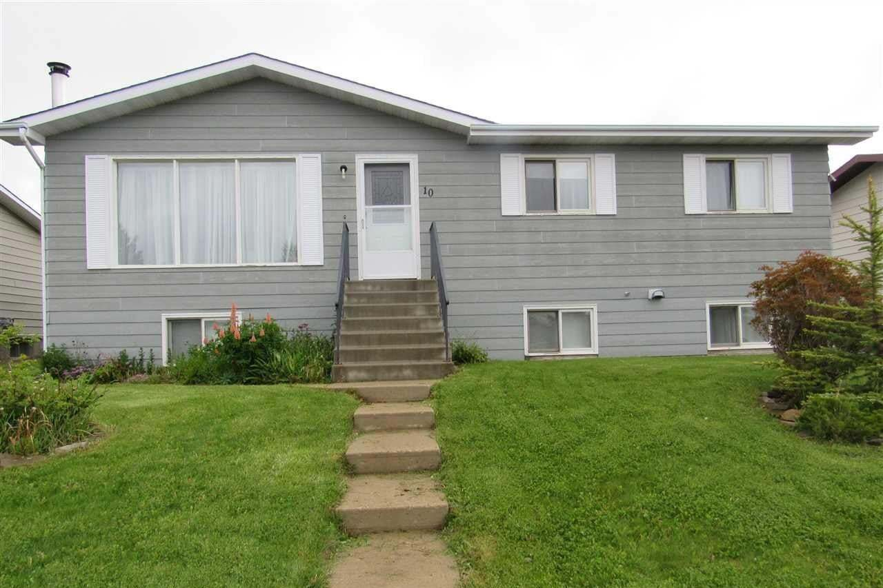 House for sale at 10 Hillside Av Swan Hills Alberta - MLS: E4026178
