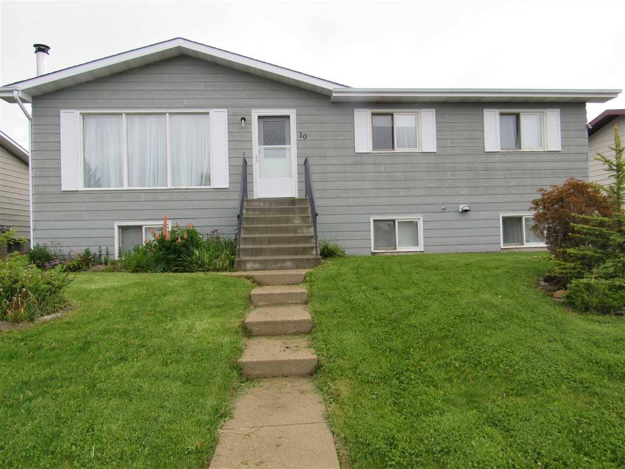 House for sale at 10 Hillside Ave Swan Hills Alberta - MLS: E4026178