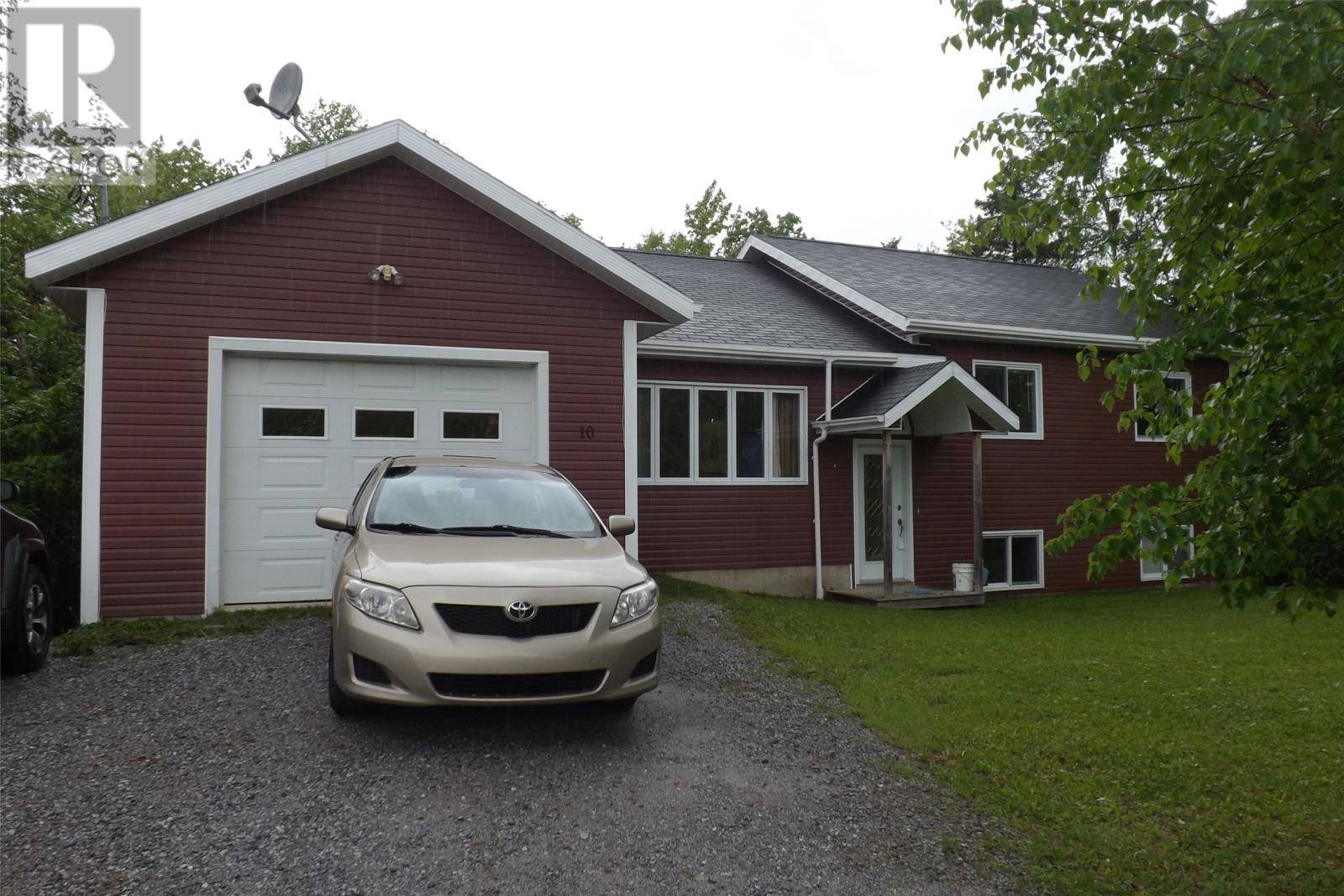 House for sale at 10 Hillview Ave Pasadena Newfoundland - MLS: 1198202