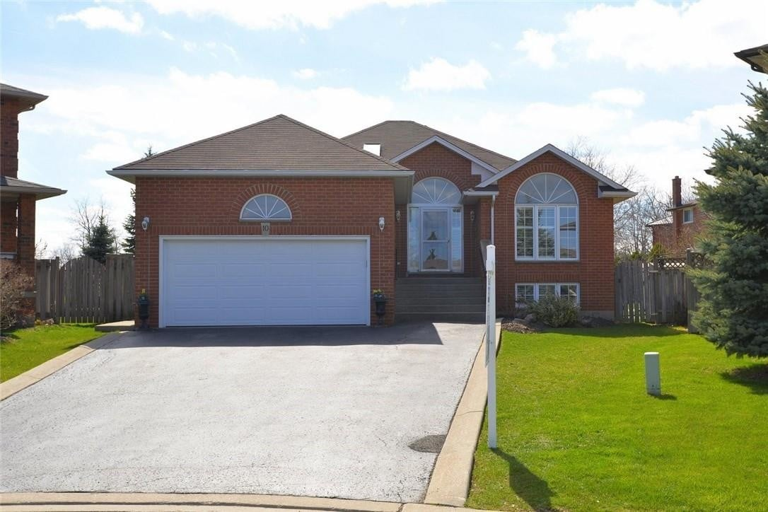 House for sale at 10 Homex Pl Hamilton Ontario - MLS: H4076815