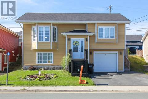 House for sale at 10 Hopedale Cres St. John's Newfoundland - MLS: 1198953