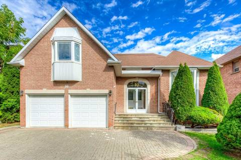 House for sale at 10 Horizon Ct Richmond Hill Ontario - MLS: N4586897