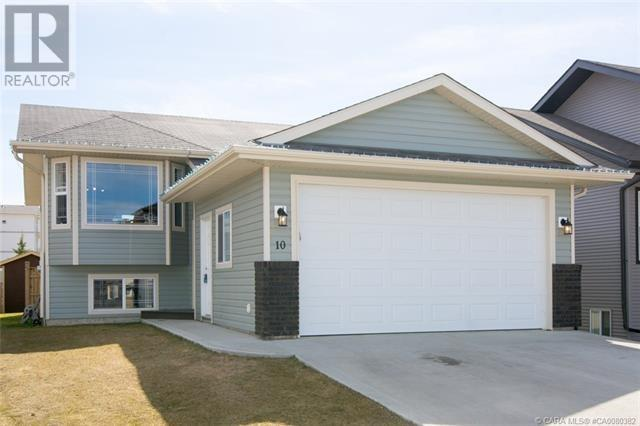 For Sale: 10 Horne Close, Sylvan Lake, AB | 4 Bed, 3 Bath House for $334,900. See 30 photos!