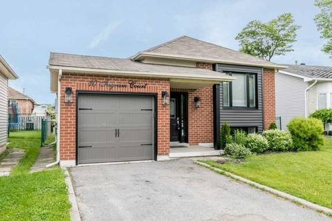 House for sale at 10 Ingram Ct Barrie Ontario - MLS: S4483760