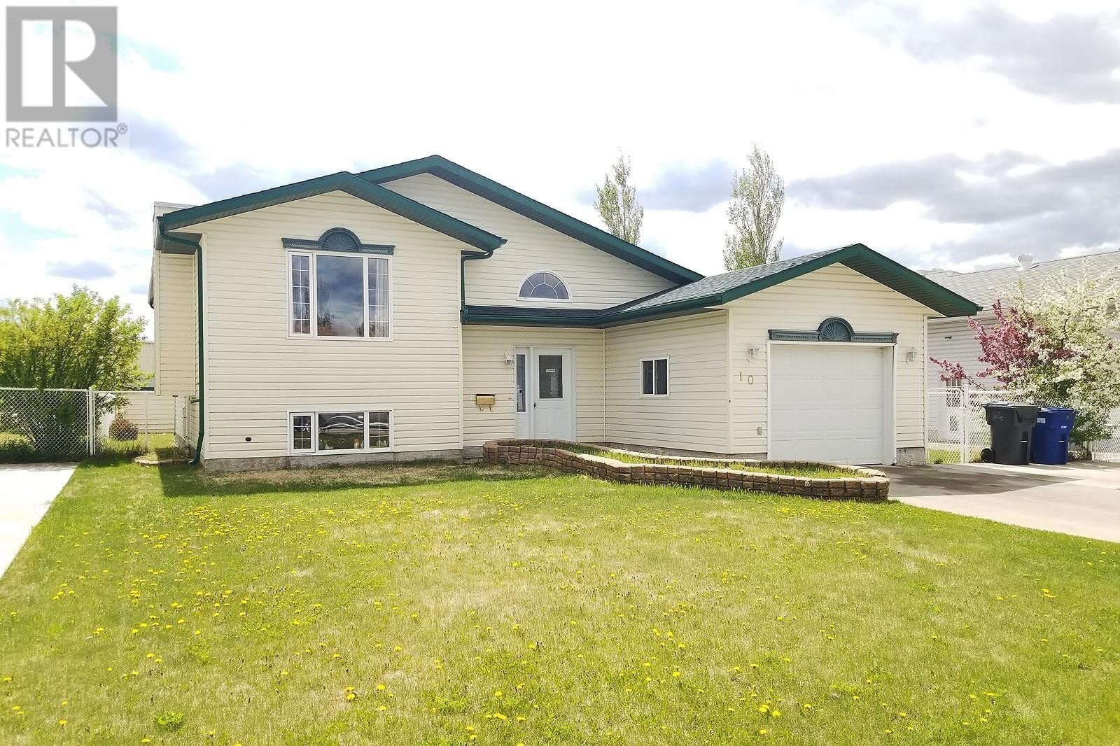 House for sale at 10 Jackson Dr Meadow Lake Saskatchewan - MLS: SK828323