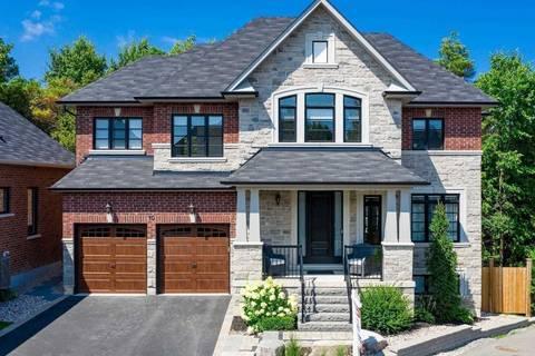 House for sale at 10 James Hunt Ct Uxbridge Ontario - MLS: N4702445