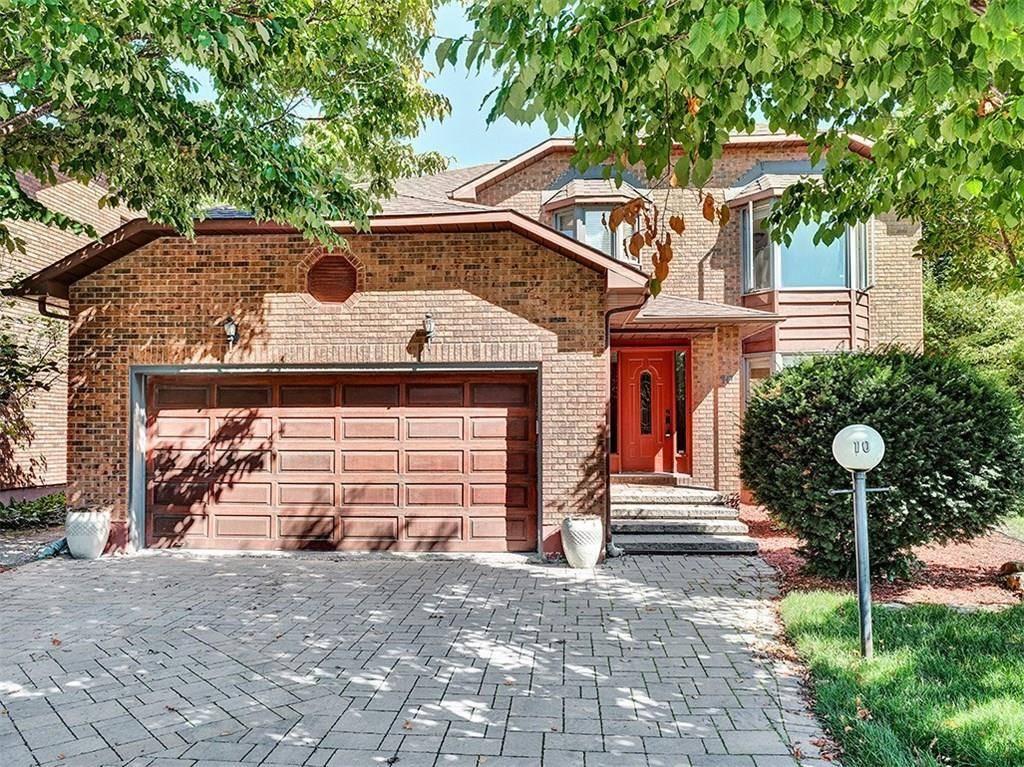 House for sale at 10 Jarlan Te Ottawa Ontario - MLS: 1161453