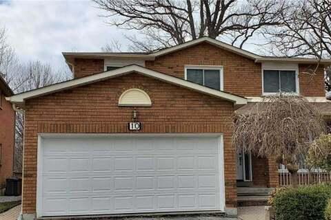 House for sale at 10 Jason St Vaughan Ontario - MLS: N4773570