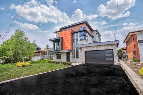 House for sale at 10 Jocada Rd Toronto Ontario - MLS: W4930611