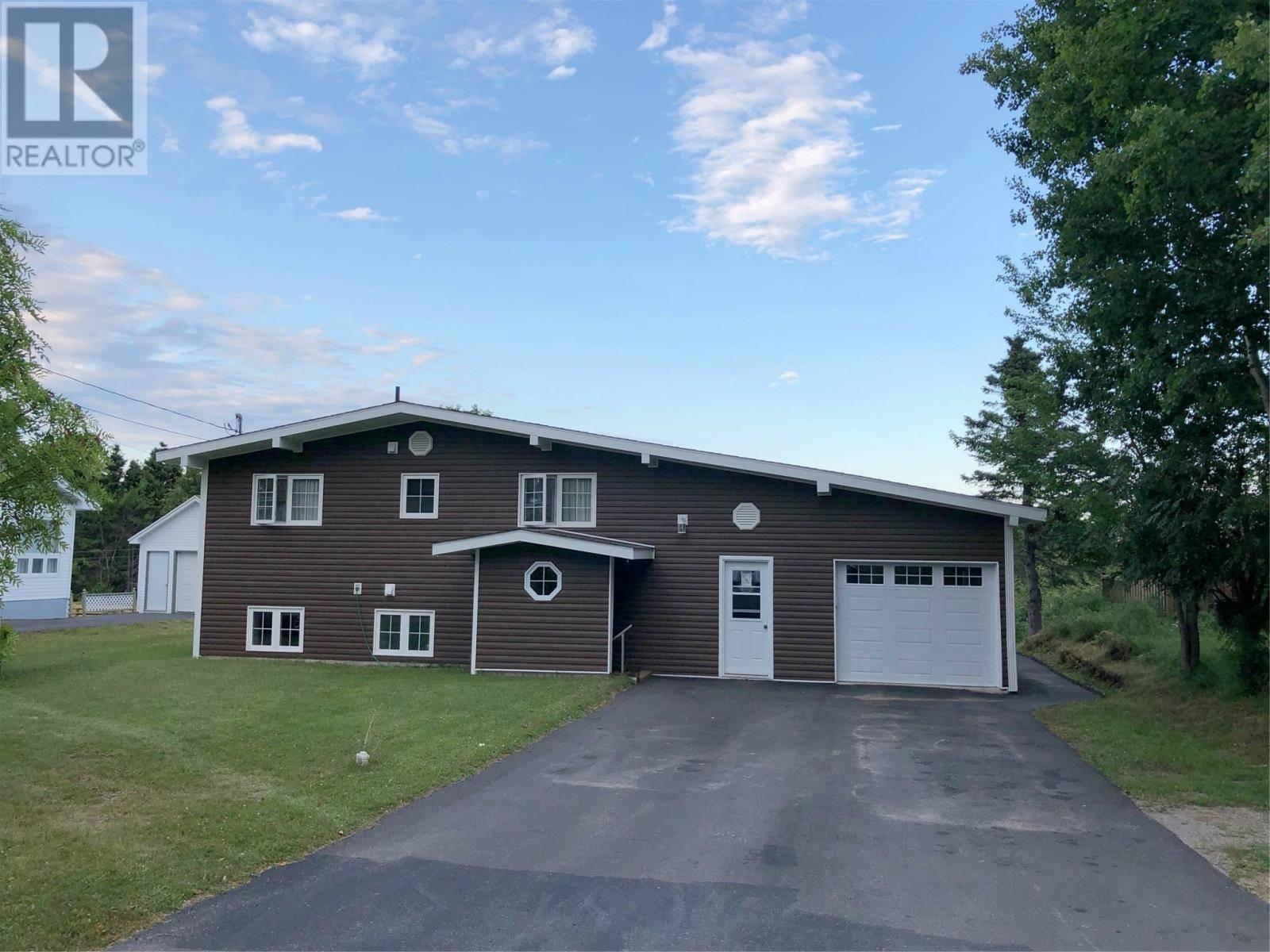 House for sale at 10 Jolie Vue Dr Glovertown Newfoundland - MLS: 1200929