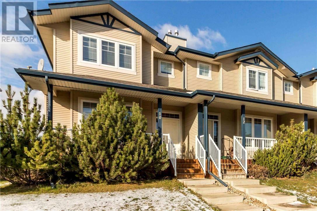 Townhouse for sale at 10 Kanten Cs Red Deer Alberta - MLS: ca0183012