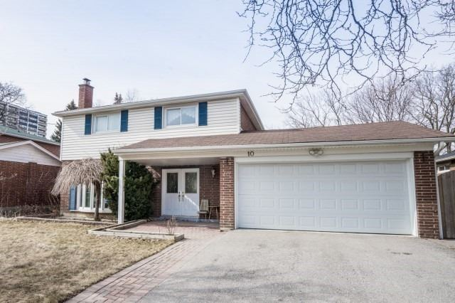 Removed: 10 Kempsell Crescent, Toronto, ON - Removed on 2018-08-03 13:00:23