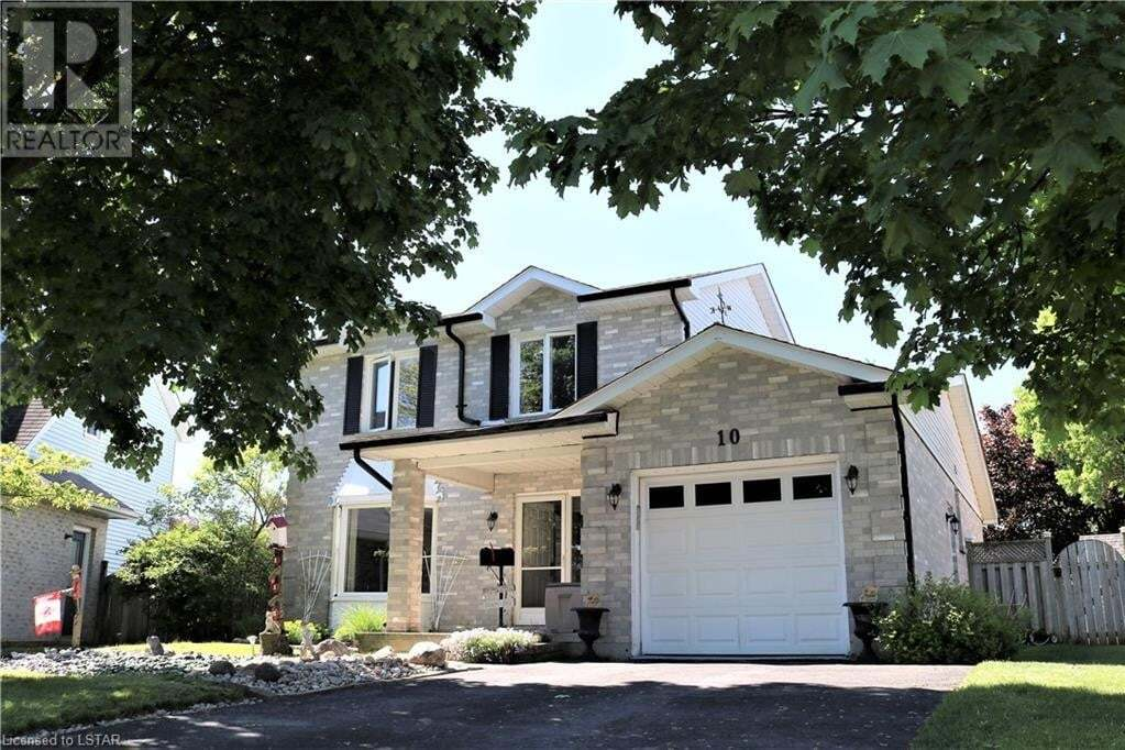 House for sale at 10 Kevin Ct London Ontario - MLS: 262759