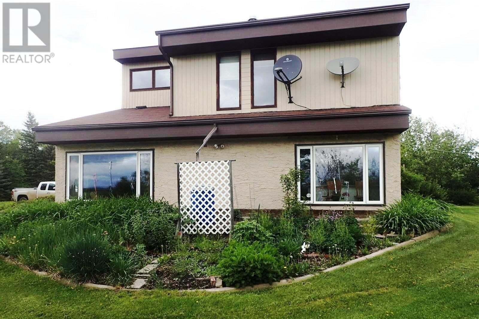 House for sale at 10 Kms Sw Of Meadow Lk Meadow Lake Rm No.588 Saskatchewan - MLS: SK813919