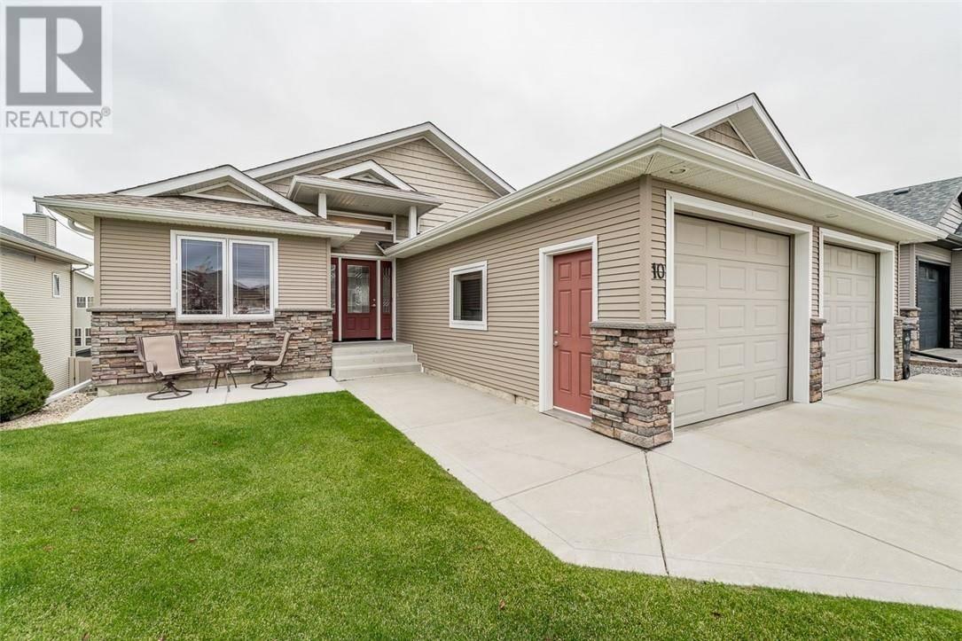 House for sale at 10 Liberty Pl Sylvan Lake Alberta - MLS: ca0168958
