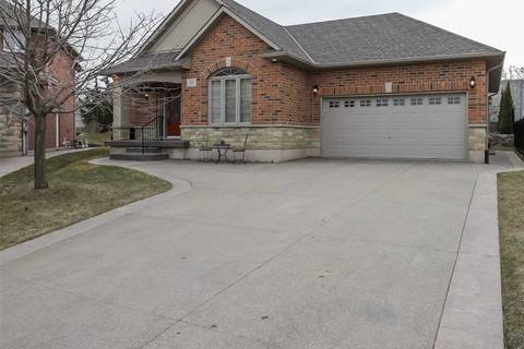 House for sale at 10 Lillian Ct Grimsby Ontario - MLS: X4389486