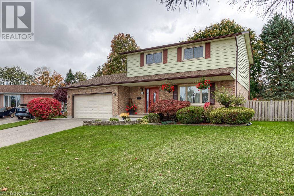 House for sale at 10 Linden Pl Ingersoll Ontario - MLS: 228697