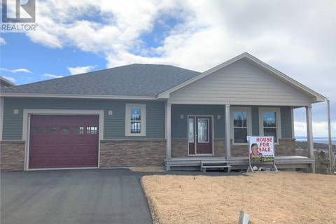 House for sale at 10 Little Belle Pl Conception Bay South Newfoundland - MLS: 1195344
