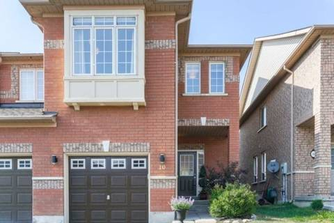 Townhouse for sale at 10 Lodgeway Dr Vaughan Ontario - MLS: N4549672