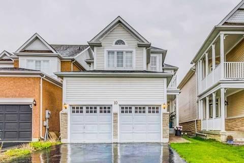 House for sale at 10 Long Island Cres Toronto Ontario - MLS: E4426777