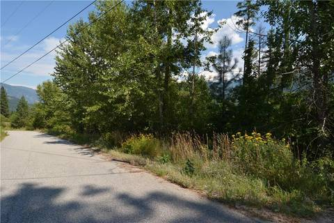 Home for sale at 0 Beasley Rd West Unit 10 Nelson British Columbia - MLS: 2430649