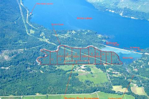 Residential property for sale at 0 Mccormack Rd Out Of Area British Columbia - MLS: X4413465