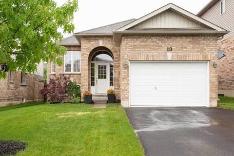 House for sale at 10 Lucas Cres Kawartha Lakes Ontario - MLS: X4480368