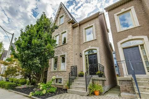 House for sale at 10 Lukow Terr Toronto Ontario - MLS: W4728595