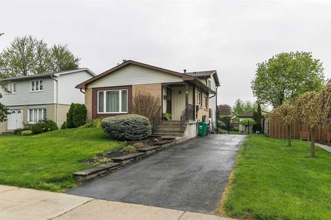 House for sale at 10 Madoc Dr Brampton Ontario - MLS: W4461707