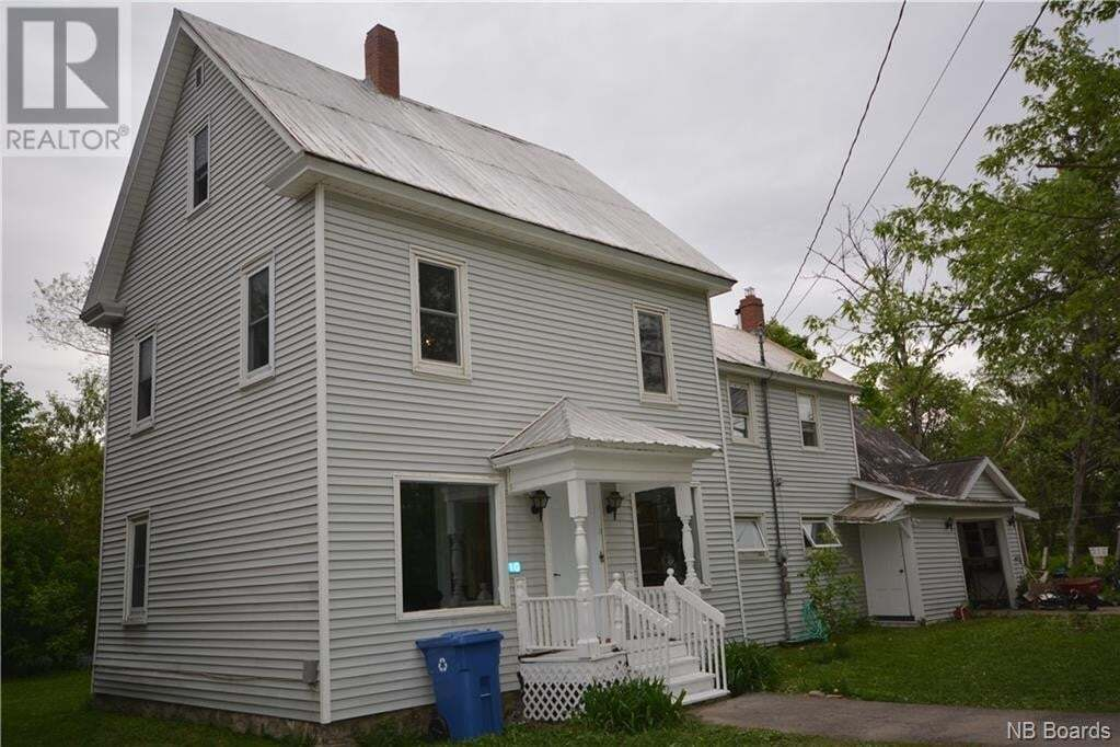 House for sale at 10 Maple St Florenceville-bristol New Brunswick - MLS: NB050277