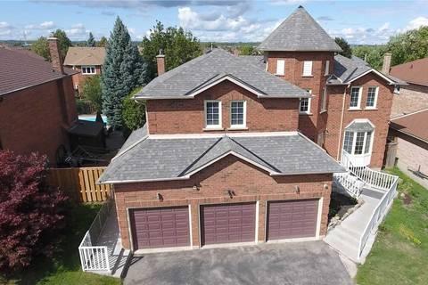 House for sale at 10 Mapleglen Ct Whitby Ontario - MLS: E4573111