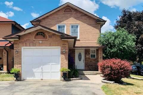 House for sale at 10 Mara Cres Brampton Ontario - MLS: W4854476