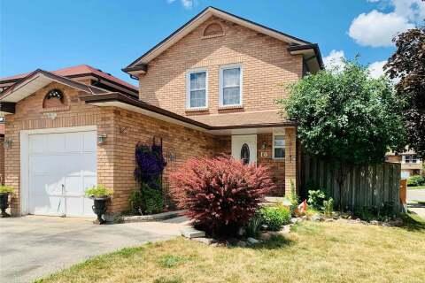 House for sale at 10 Mara Cres Brampton Ontario - MLS: W4913536