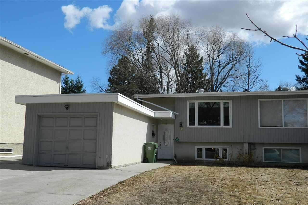Townhouse for sale at 10 Marion Cr St. Albert Alberta - MLS: E4194929