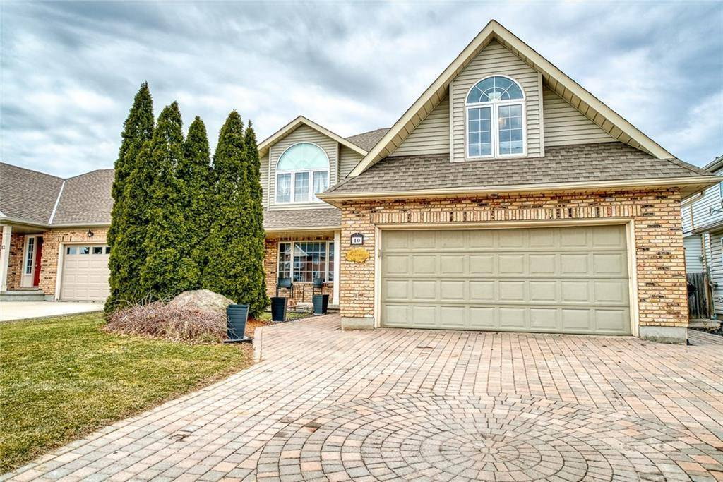 House for sale at 10 Mayfield Ct St. Catharines Ontario - MLS: 30771088