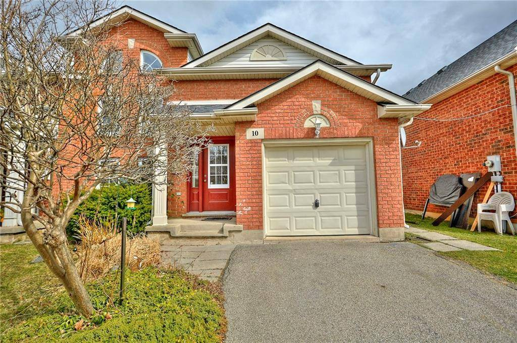 House for sale at 10 Mcbride Dr St. Catharines Ontario - MLS: 30798565
