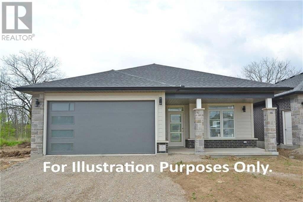 House for sale at 10 Mcpherson Ct St. Thomas Ontario - MLS: 40014486