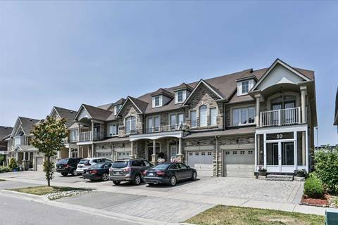 Townhouse for sale at 10 Millhouse Ct Vaughan Ontario - MLS: N4516192