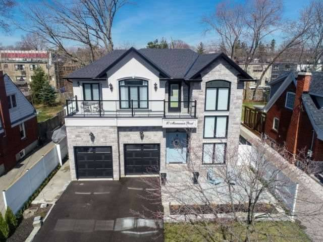 House for sale at 10 Minnewawa Rd Mississauga Ontario - MLS: W4448145