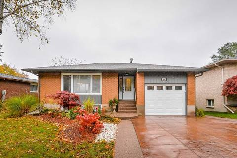House for sale at 10 Mulberry Ln Waterloo Ontario - MLS: X4487033