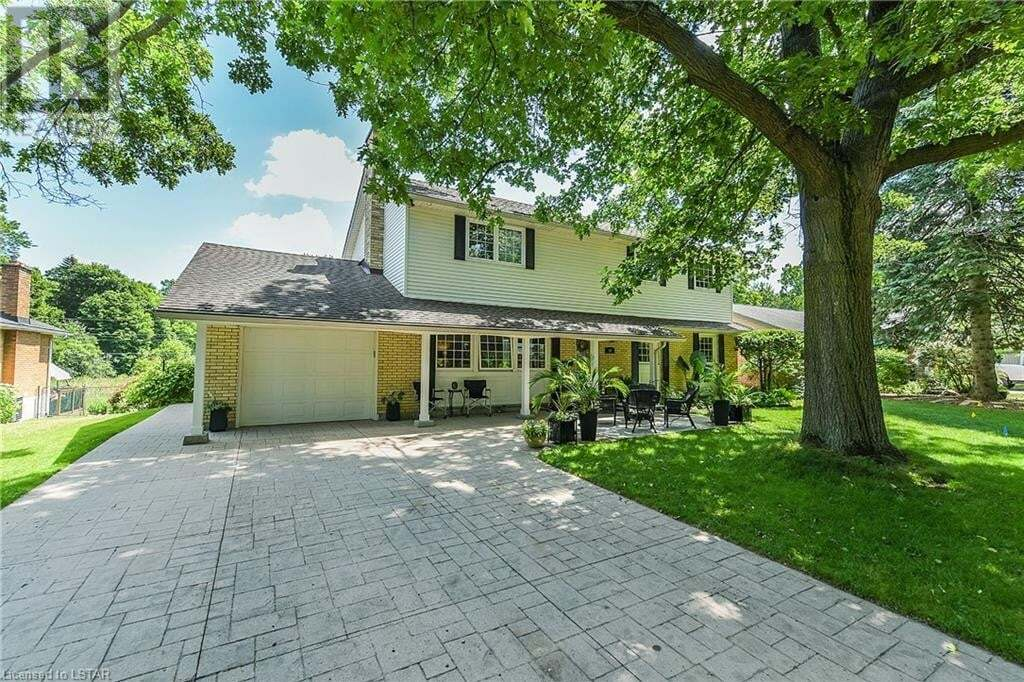House for sale at 10 Naomee Pl London Ontario - MLS: 271167
