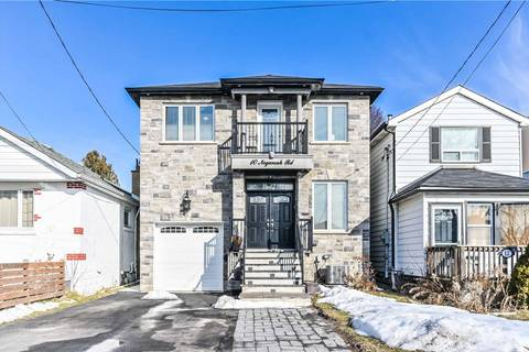 House for sale at 10 Noganosh Rd Toronto Ontario - MLS: E4702212