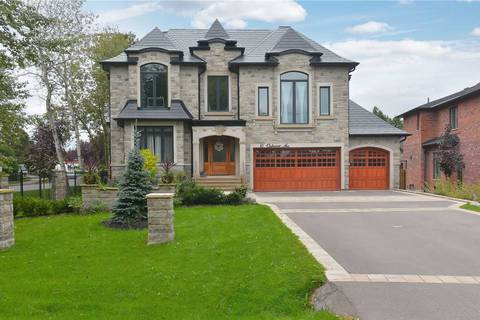 House for sale at 10 Oakcrest Ave Markham Ontario - MLS: N4715698